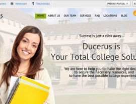 Ducerus College Solutions